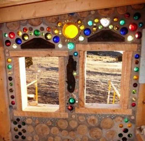 Natural Cordwood Masonry Cabins Amazing Diy Interior