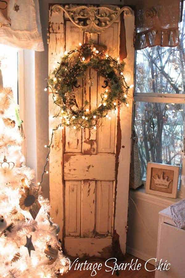 Shabby Chic Rustic Home Decor