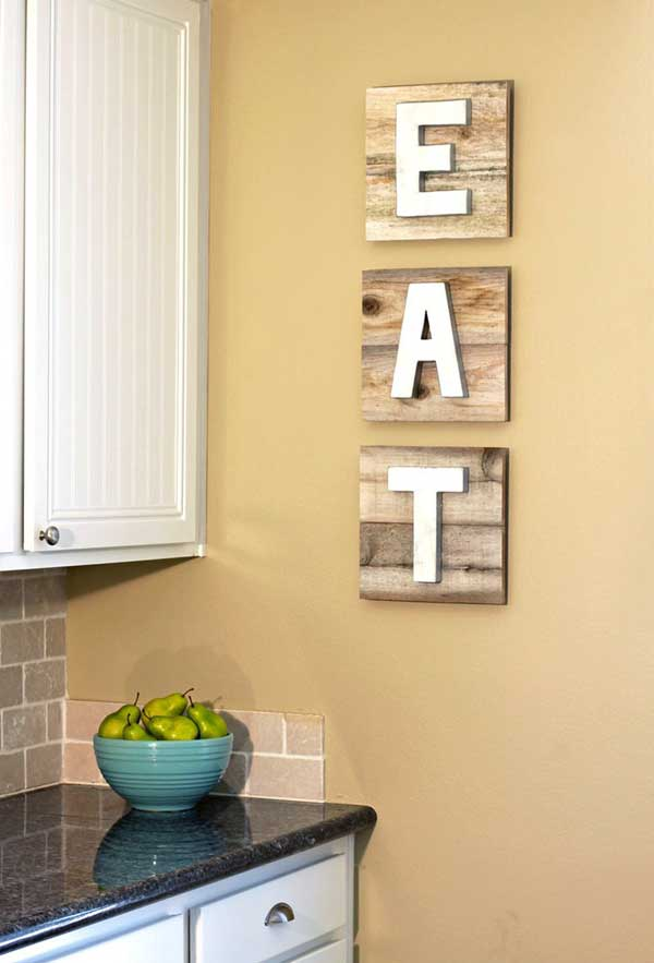 Personalized Signs For Home Decorating