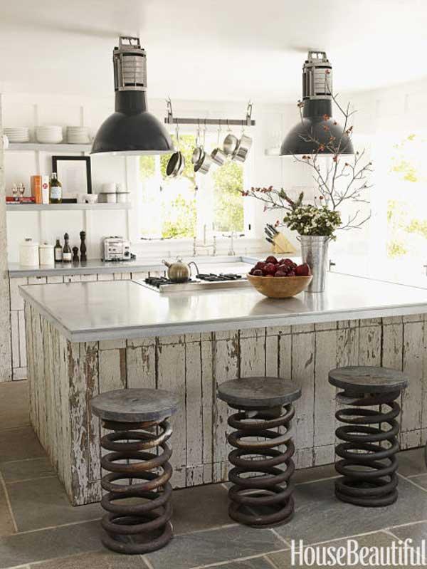U Shaped Kitchen Design Pictures
