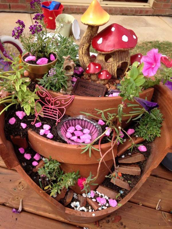 Your Flower Garden Design Own