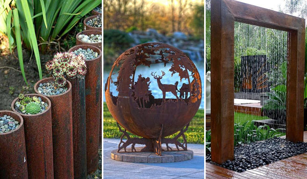 Outdoor Furniture Fountain Gate