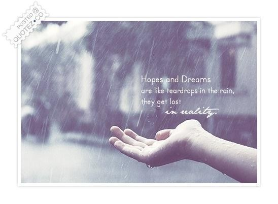 Quotes Hope About Dreams Short And