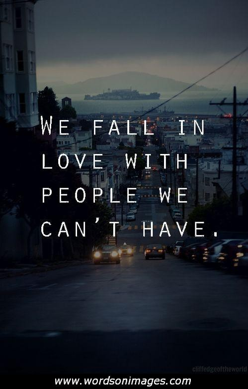 Cant Force Love Quotes Tumblr