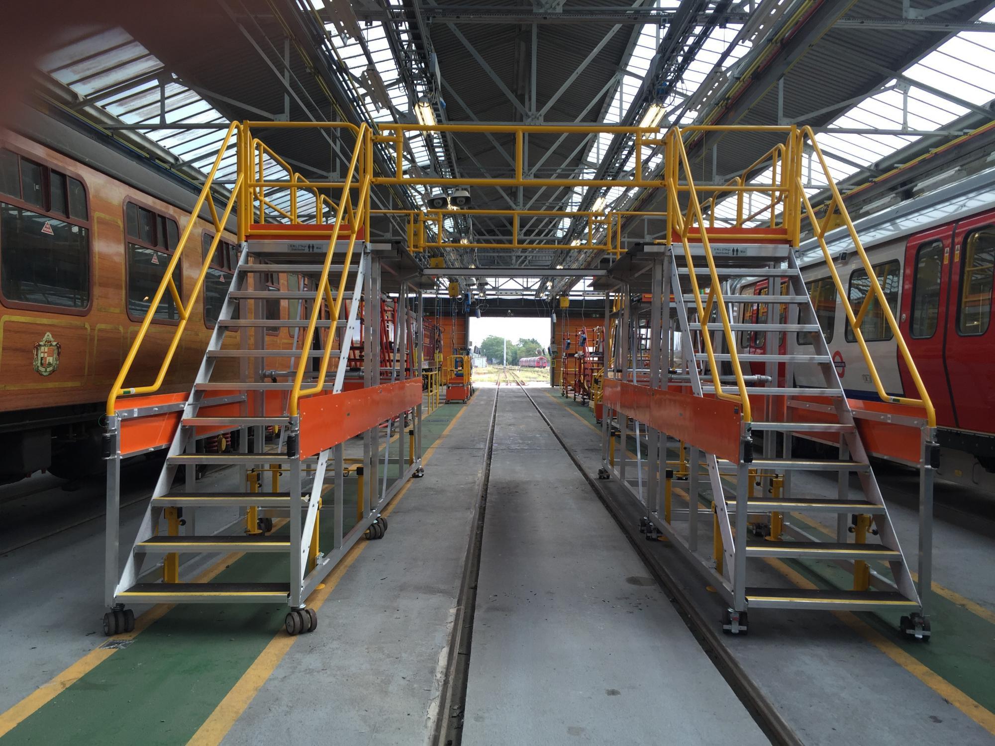 Guard Rail Or Guardrail
