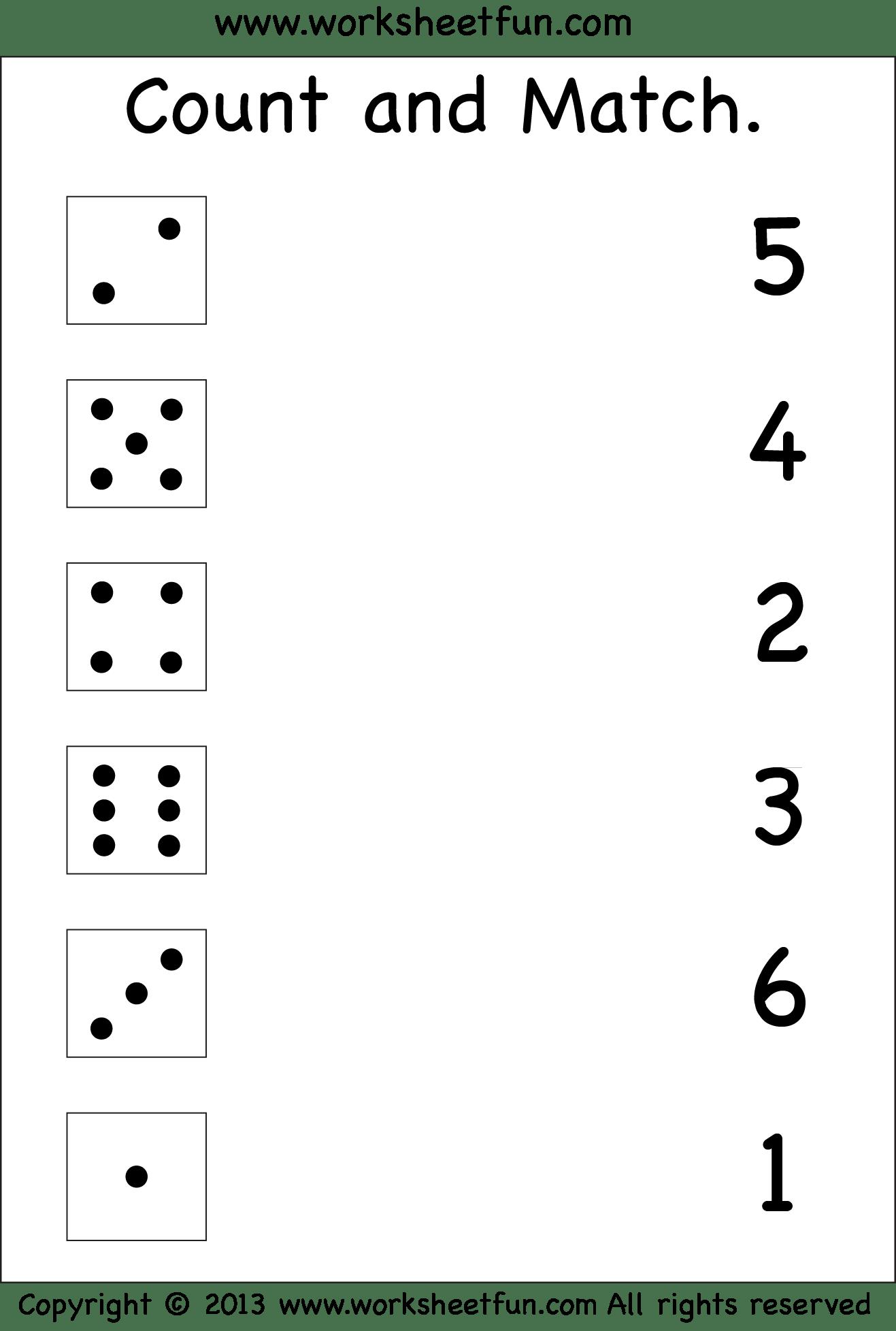 Dot 1 Worksheets 50 Dot