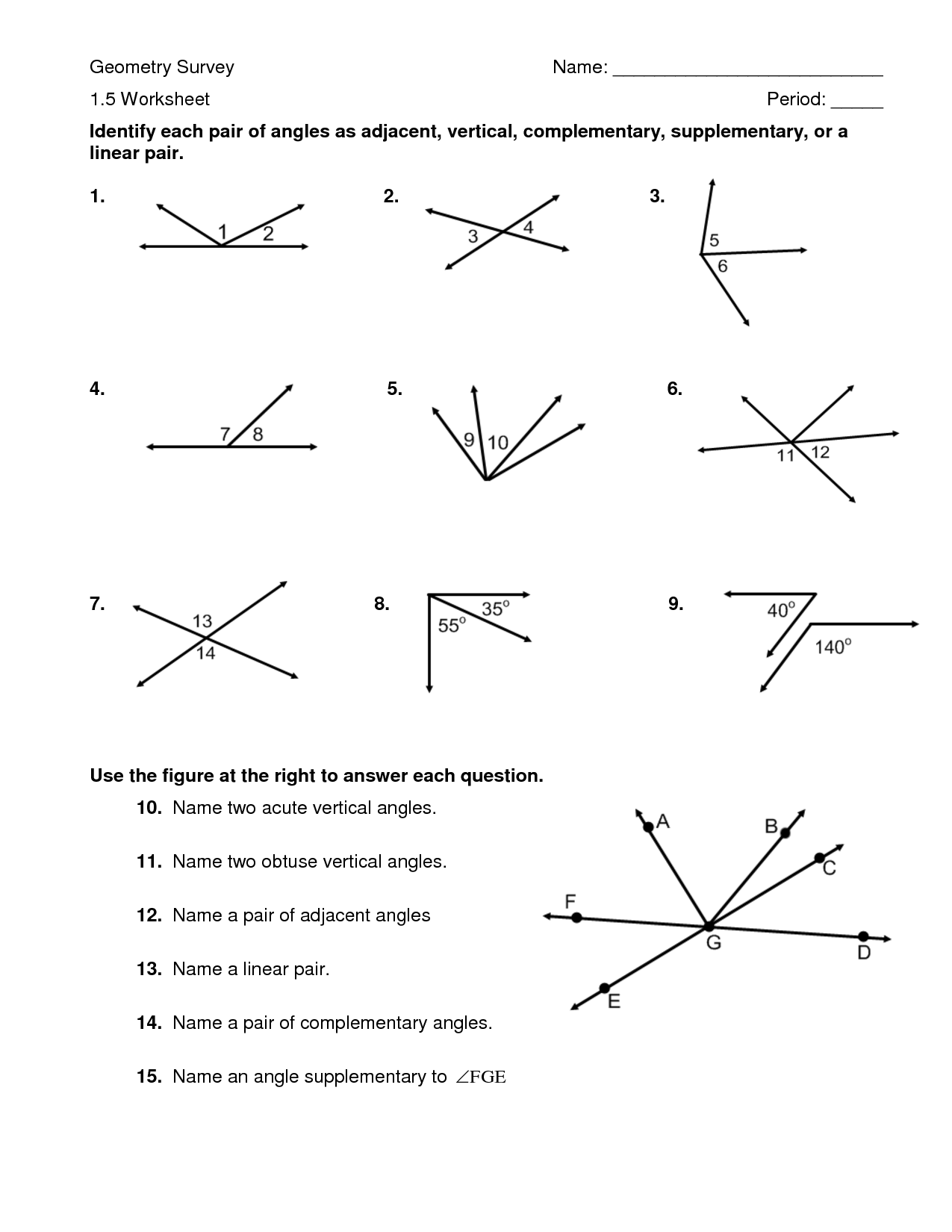plementary Vs Supplementary Math  plements Of Congruent Angles besides Free  plementary And Supplementary Angles Worksheets Den Grade 4 besides  further Difference Between  plementary And Supplementary Angles Math in addition Best  plementary Angles   ideas and images on Bing   Find what you also Angles Worksheets   Free    monCoreSheets also geometry  plementary supplementary angles worksheet by Eric additionally plementary Angles Worksheet   STEM Sheets besides  furthermore  together with Free  plementary and Supplementary Angles Worksheets   Home Den additionally plementary Supplementary Vertical Angles Worksheet besides plementary Supplementary Vertical Angles Worksheet   plementary as well Supplementary Angle Worksheet Math  plementary And Supplementary moreover  besides Angles Worksheets   Free    monCoreSheets. on complementary and supplementary angles worksheet