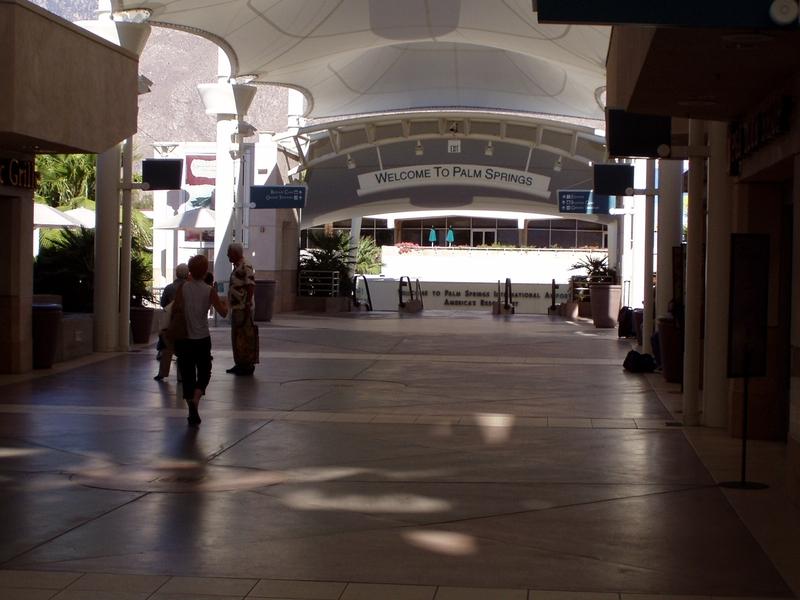 Palm Springs International United States