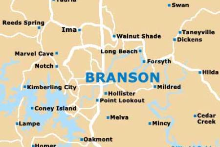 Branson Missouri Map Of Hotels K Pictures K Pictures Full HQ - Printable map of branson mo