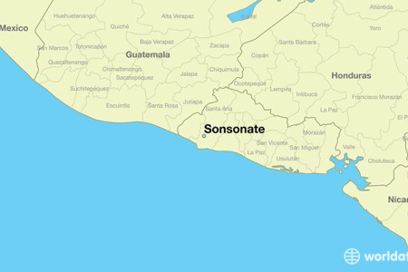 map of guatemala and el salvador » 4K Pictures | 4K Pictures [Full ...