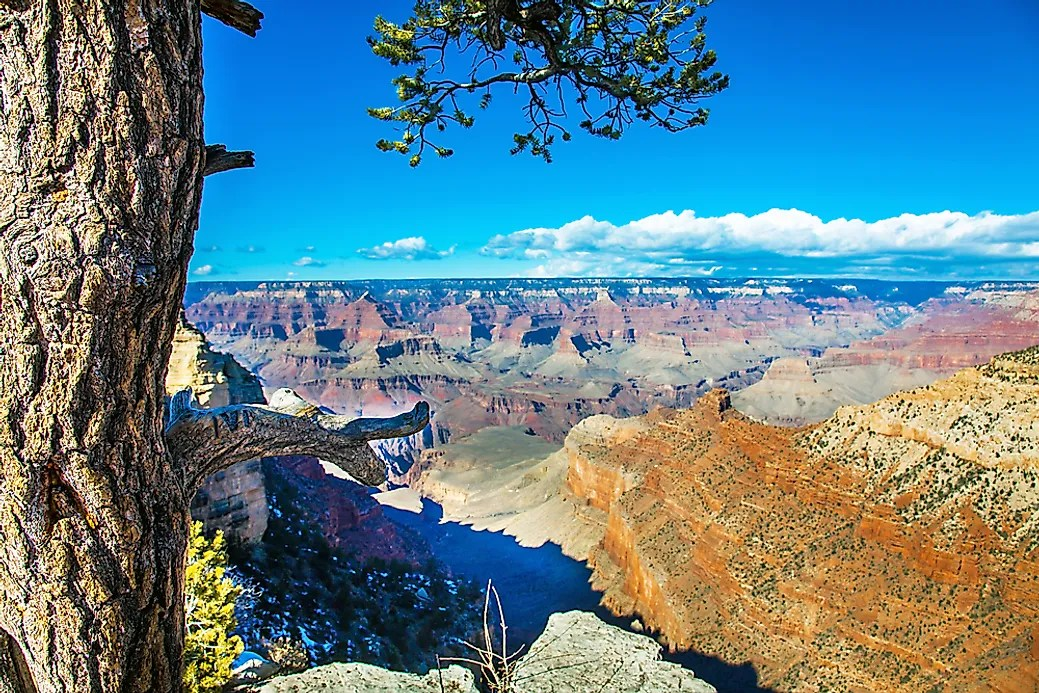 What Formed Grand Canyon