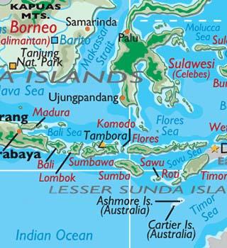 Komodo Island Photos - Komodo Island Dragons Information ...