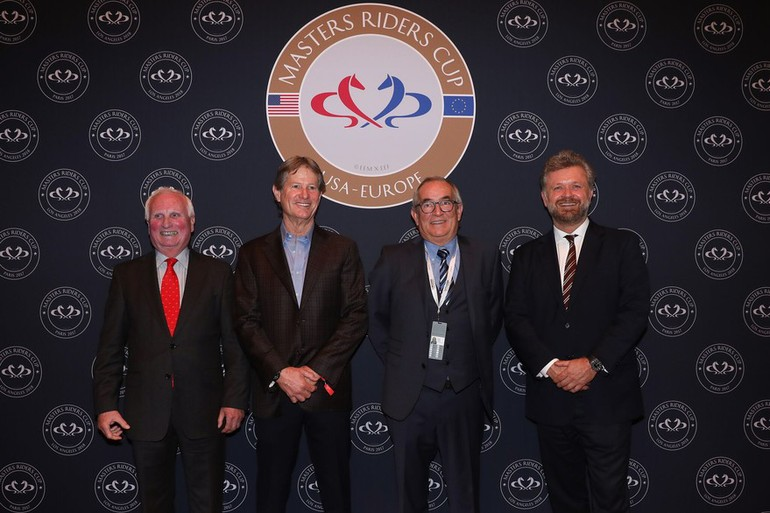 Eem And Eef Unveil European American Equestrian Duel The