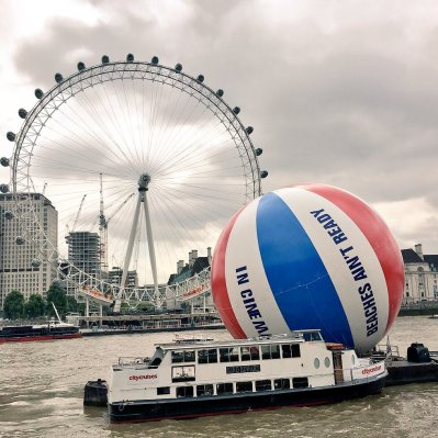 Largest inflatable beach ball: world record set by ...