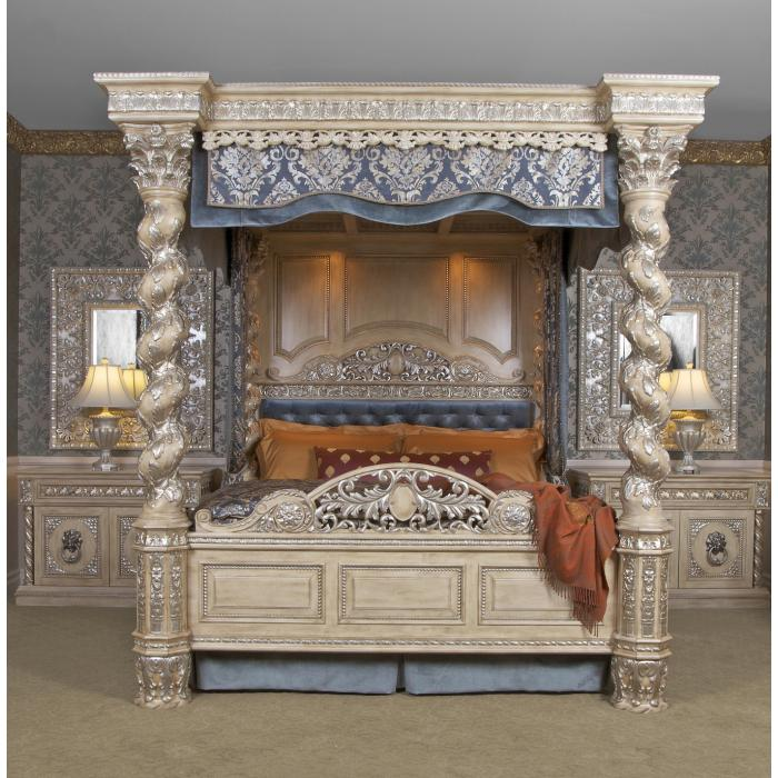 The Renaissance Canopy Bed Cal King World S Best