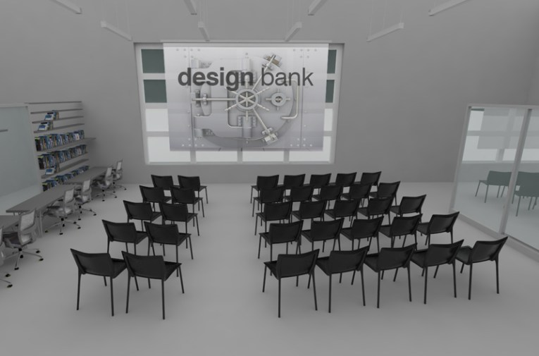 Design Bank GOALS OF THE DESIGN BANK