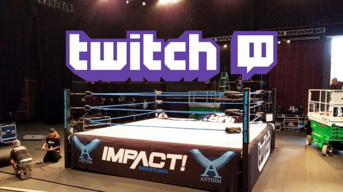 Impact Displaying New Twitch Banner As Part Of