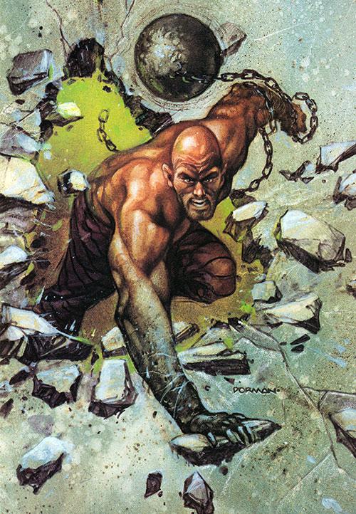 Absorbing Man Marvel Comics Masters Of Evil