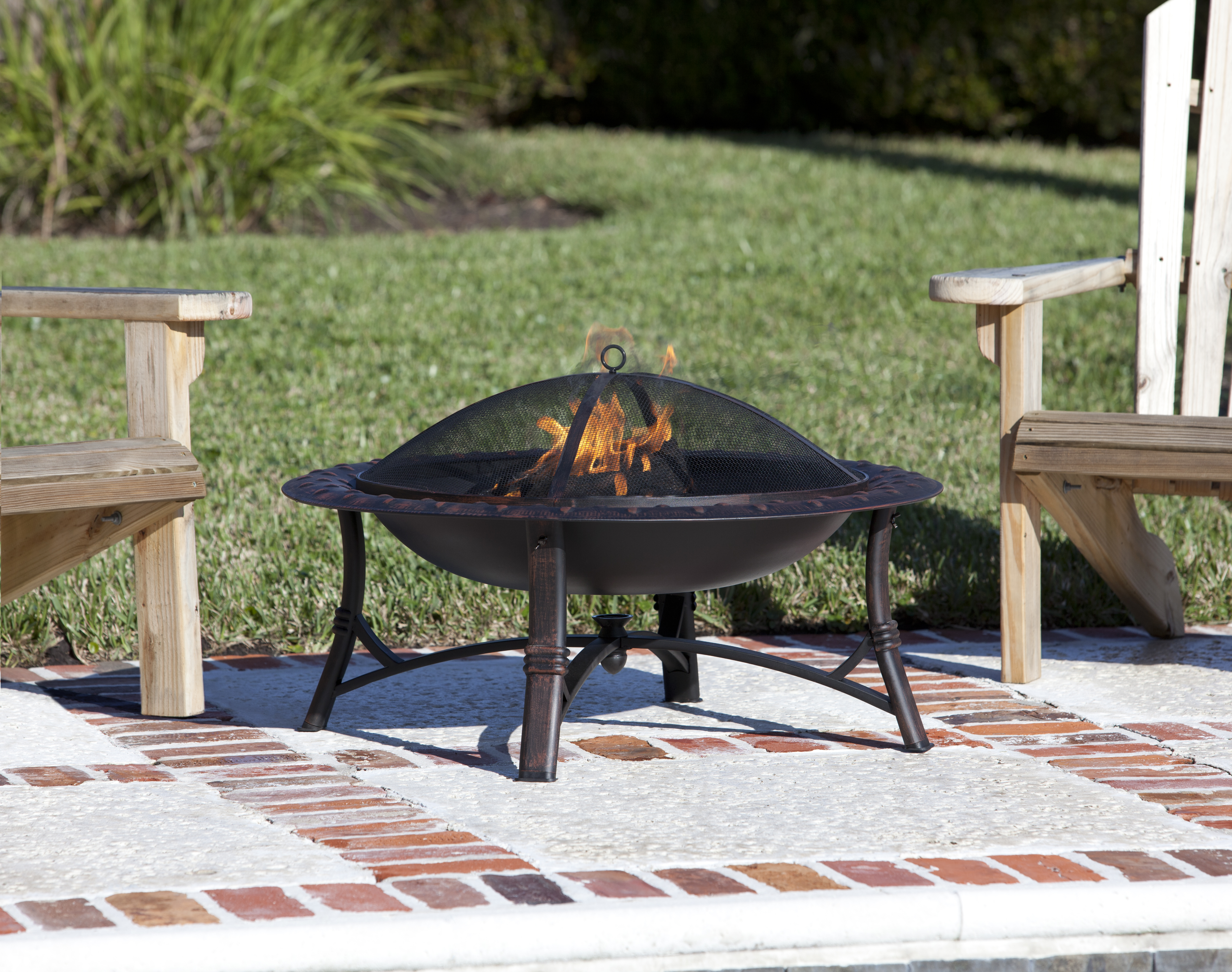 Roman Fire Pit Well Traveled Living