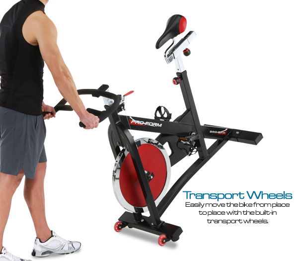 Proform 290 Spx Indoor Cycle Trainer Reviews 2017
