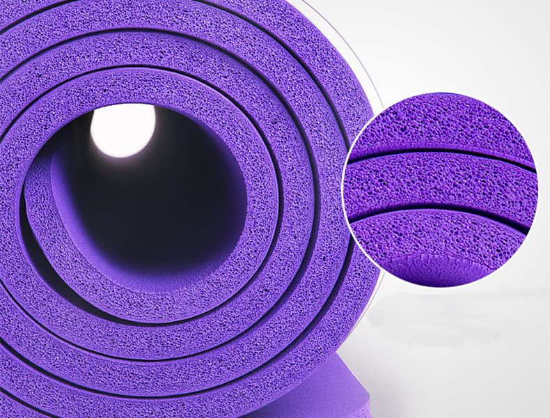 Yoga Mat NBR Thick Waterproof Non-slip Soft Hot Sale