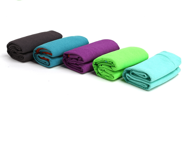 Yoga Mat Towel Washable Anti-slip Customized Design