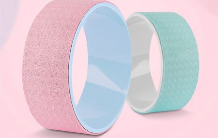 Yoga Wheel Factory Price Colorful Yoga Accessory Roller