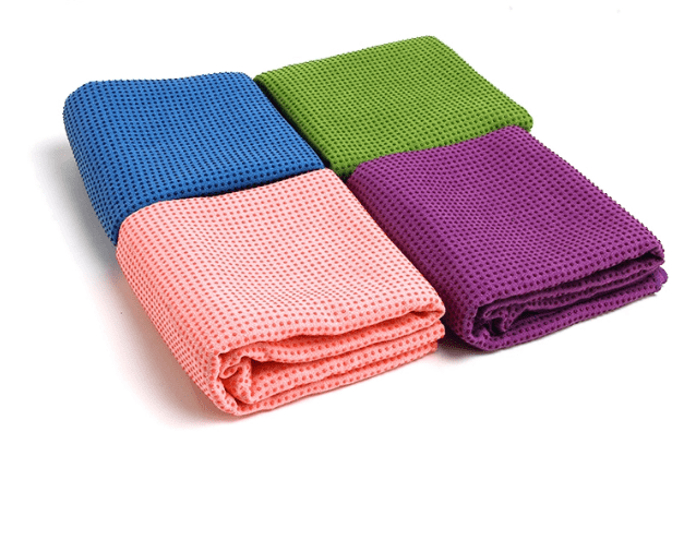 Yoga Towel Wholesale Silicon Dioxide Non Slip Fast Drying