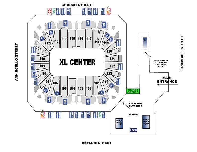 Virtual Seating Chart Xl Center Viewkaka Co