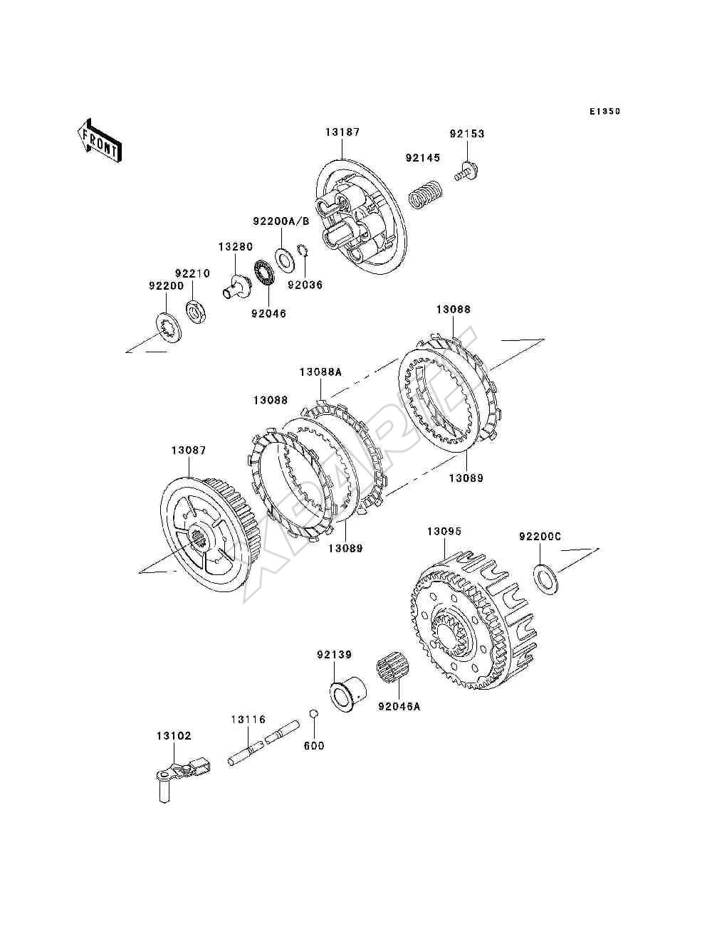 2003 kx125 kx125 m1 49199910 2003 kx125 kx125 m1 kx 125 engine diagram new kx 125 engine diagram new