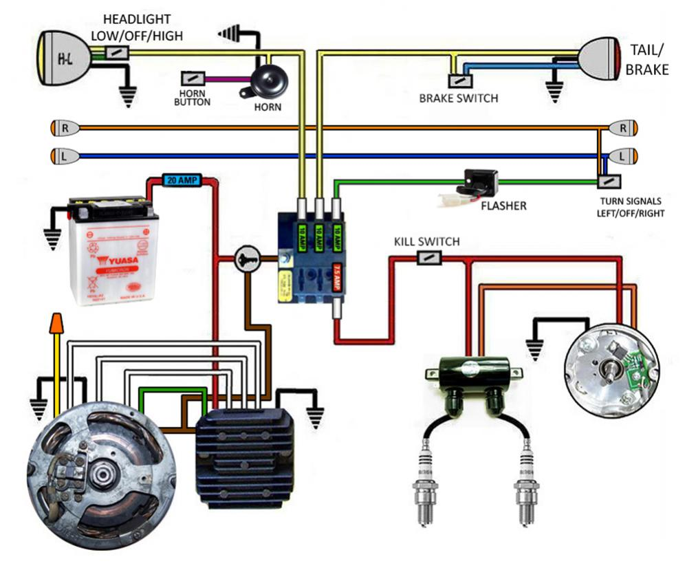 Solid State Voltage Regulator Wiring Diagram