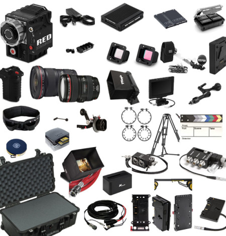 Production Rental Packages