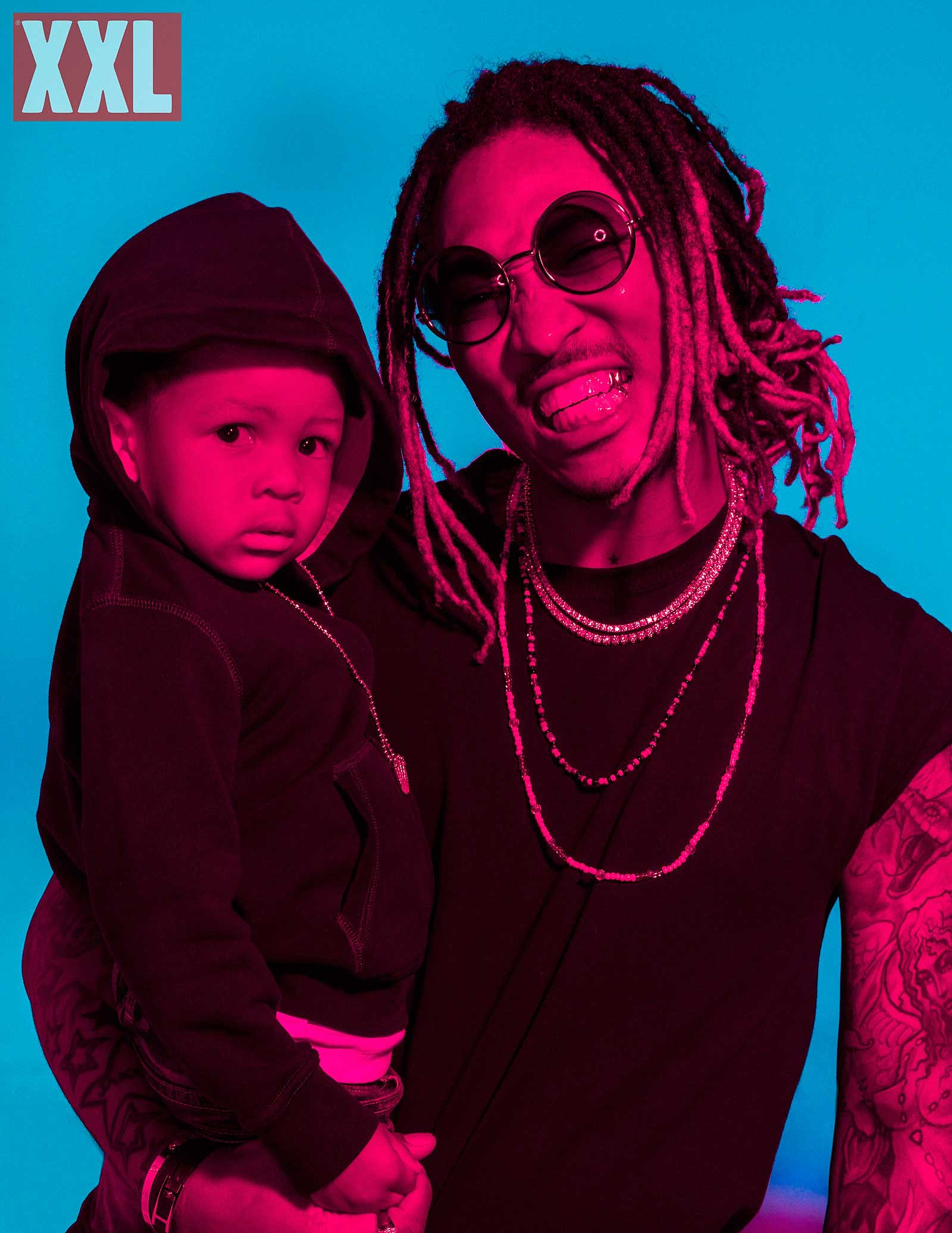 The Rising: Future's XXL Cover Story - XXL