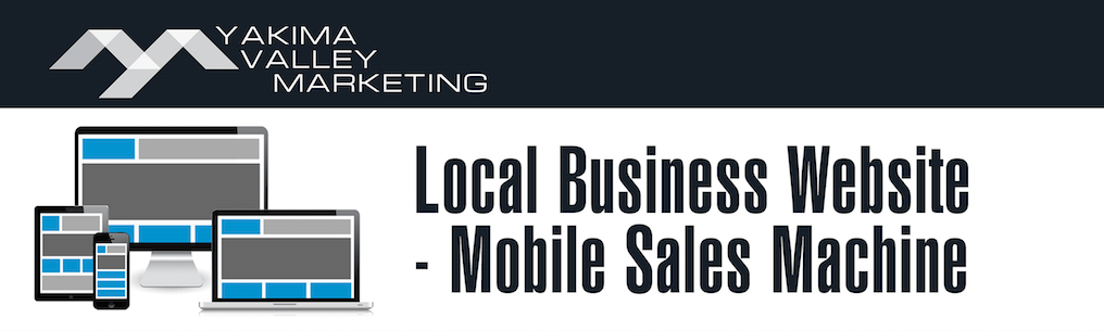 local business website
