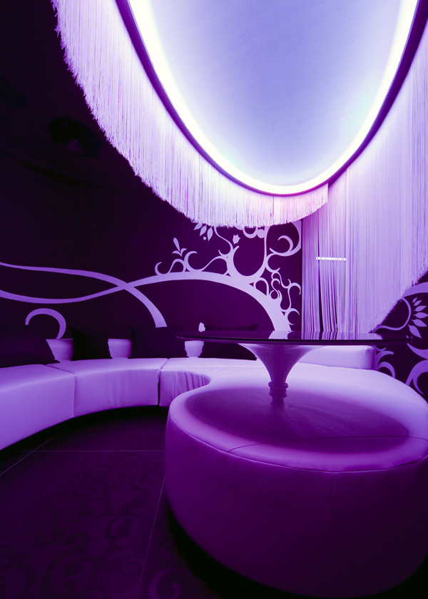 Sensual Interior Design The Shade Club Yanko Design