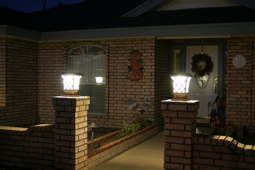 Outdoor Led Dusk Dawn Light