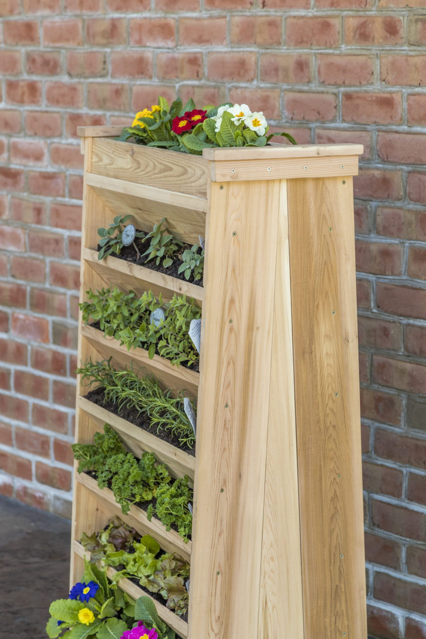 Vertical Garden Planter Yardcraft