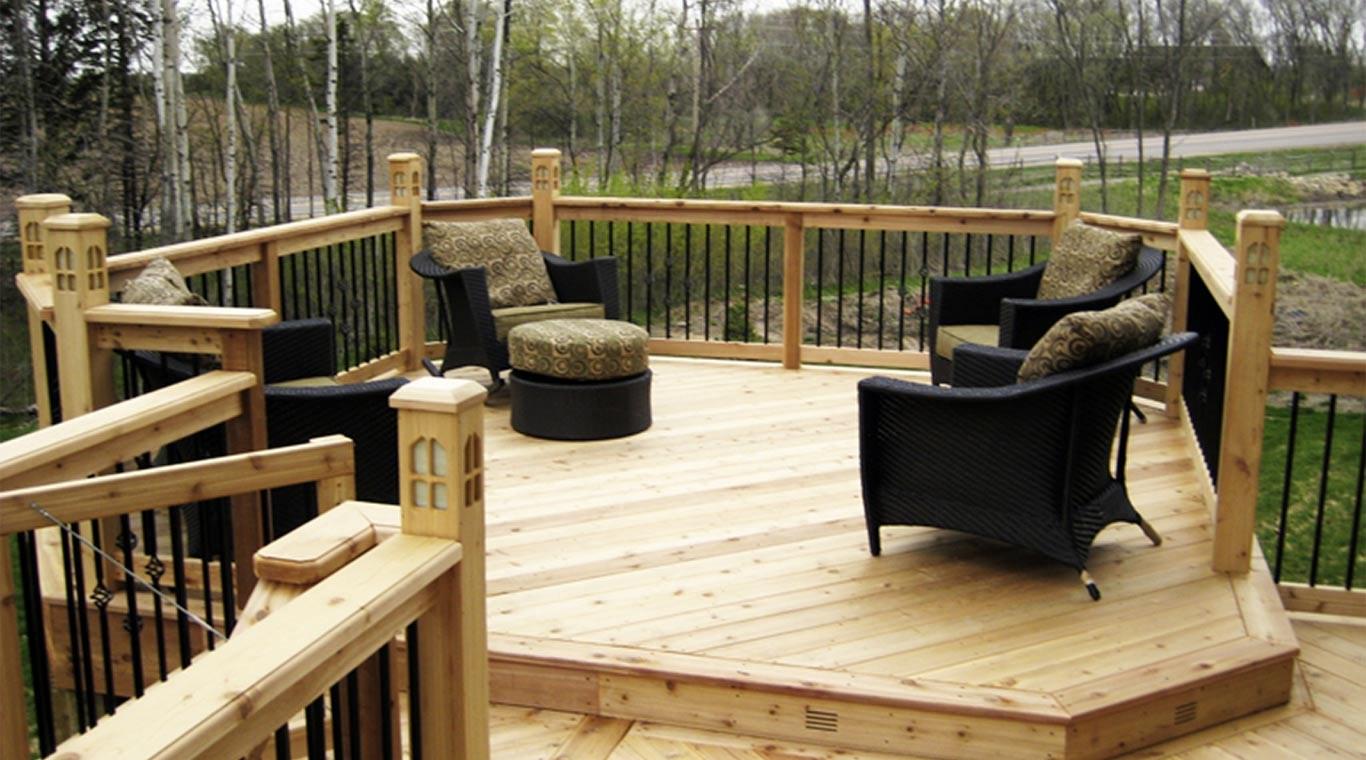 Pressure Treated Handrails Yellawood | Pressure Treated Wood Handrail | Menards | Deck Handrail | Cedartone Premium | Treated Pine | Treated Deck Stairs
