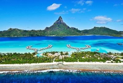 Hotel InterContinental Bora Bora Resort &Thalasso Spa ...