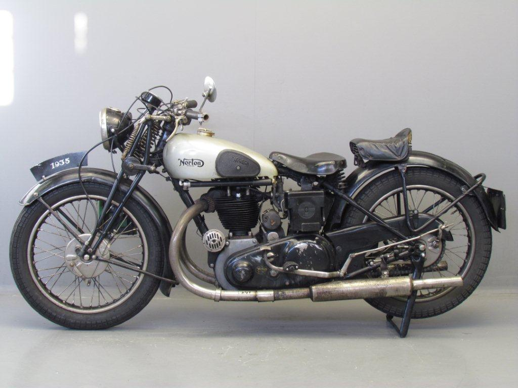 Norton Motorcycle Engines