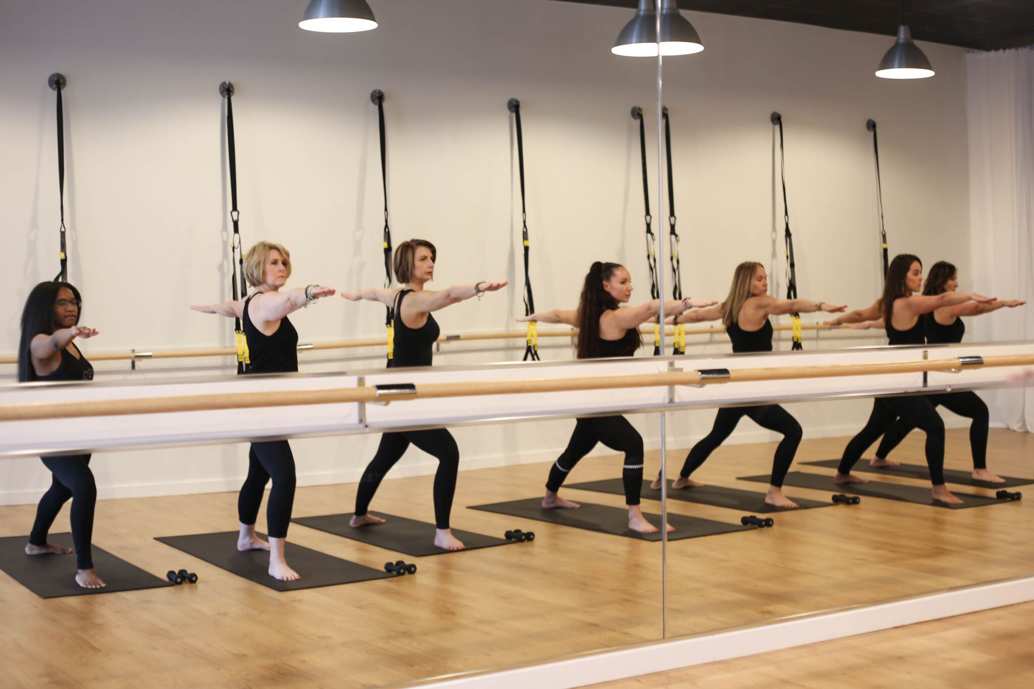 Hiit The Pilates Barre Yoga Pilates Barre