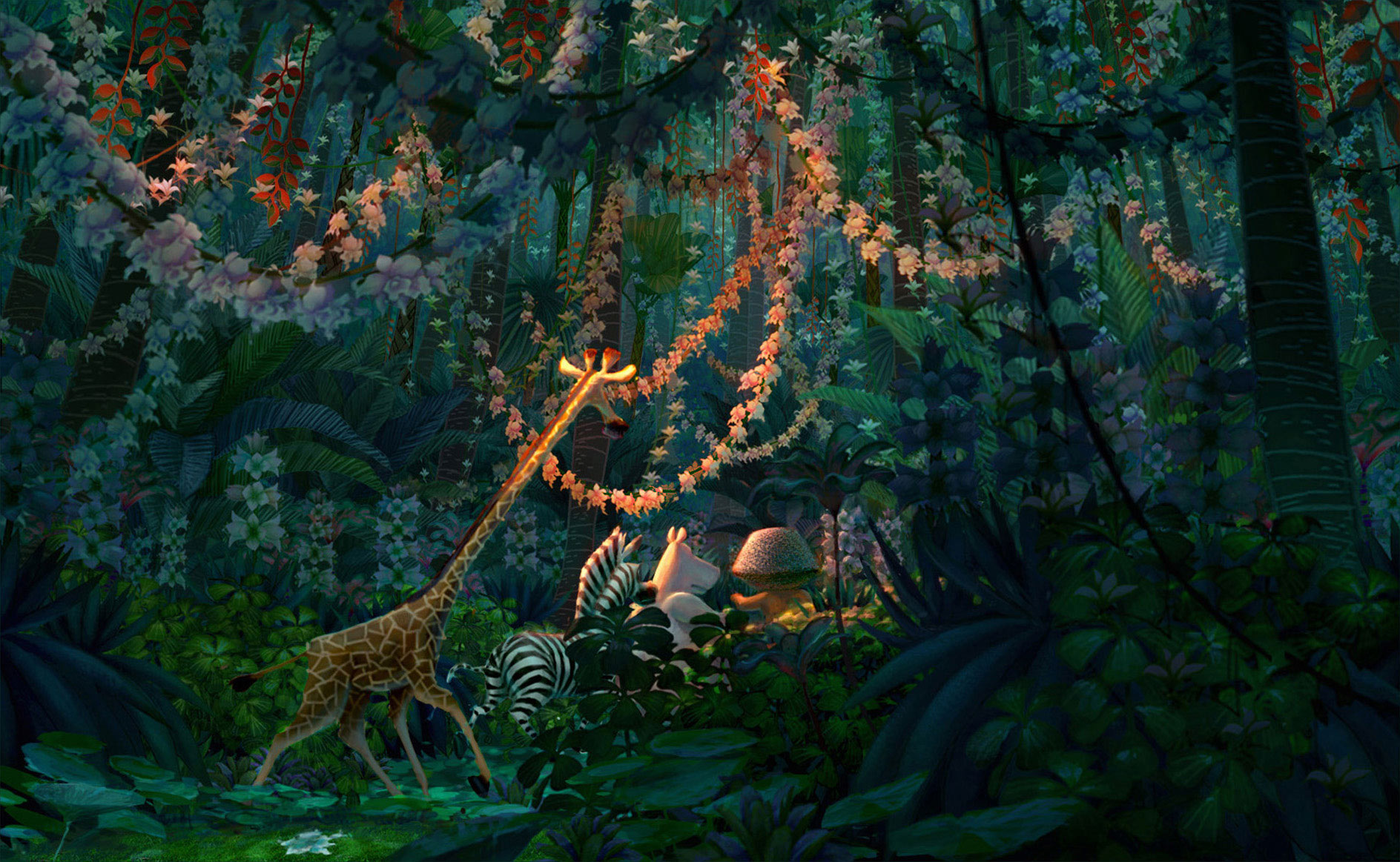 Madagascar The Art Of Yoriko Ito