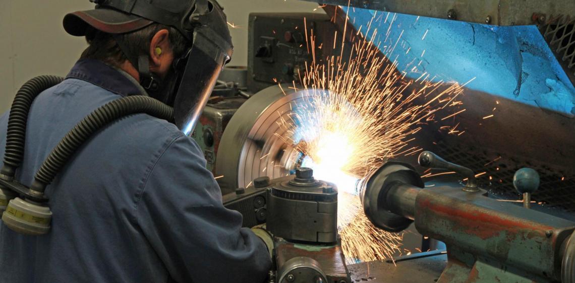 Spray Weld | York Machine Shop, CNC Machining, Custom, 3D ...