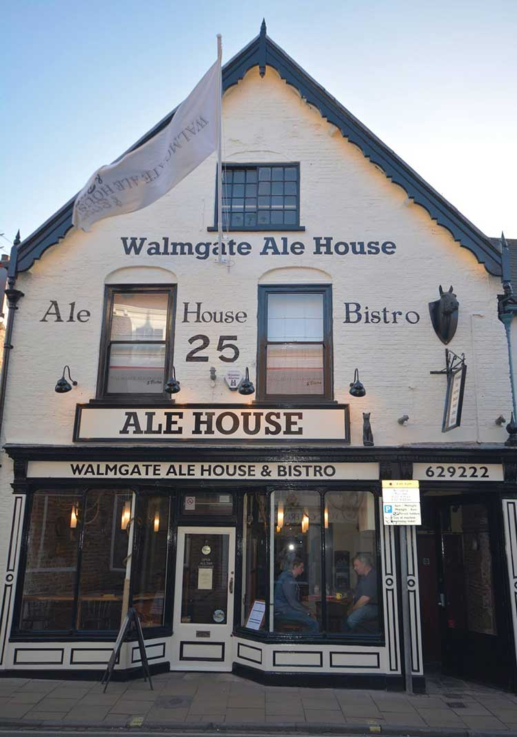 Popular York Restaurant Rebrands As Ale House And Bistro
