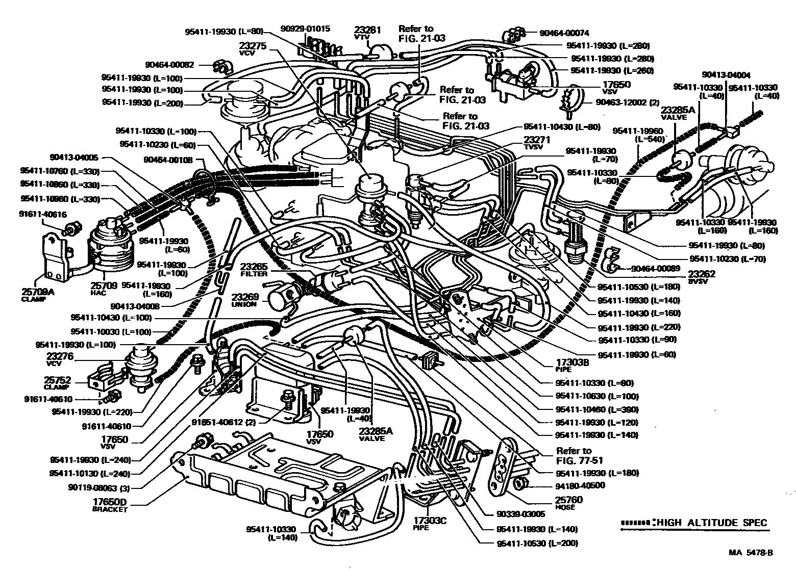 1994 22re Wiring Diagram