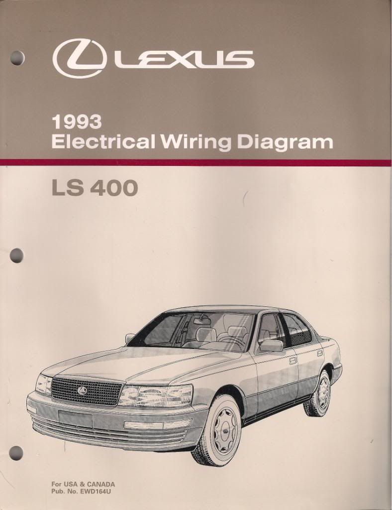 Ls400 Alternator Wiring Diagram Free Download Wiring Diagram | Xwiaw ...
