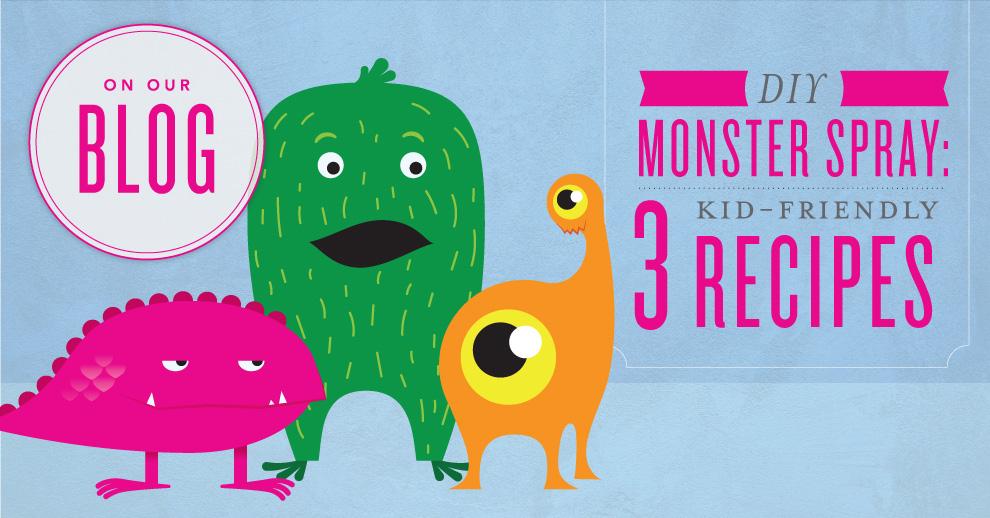 Repellent Monster Spray