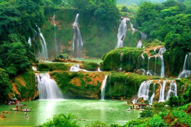 101 Most Magnificent Places Made by Nature or Touched by a ...