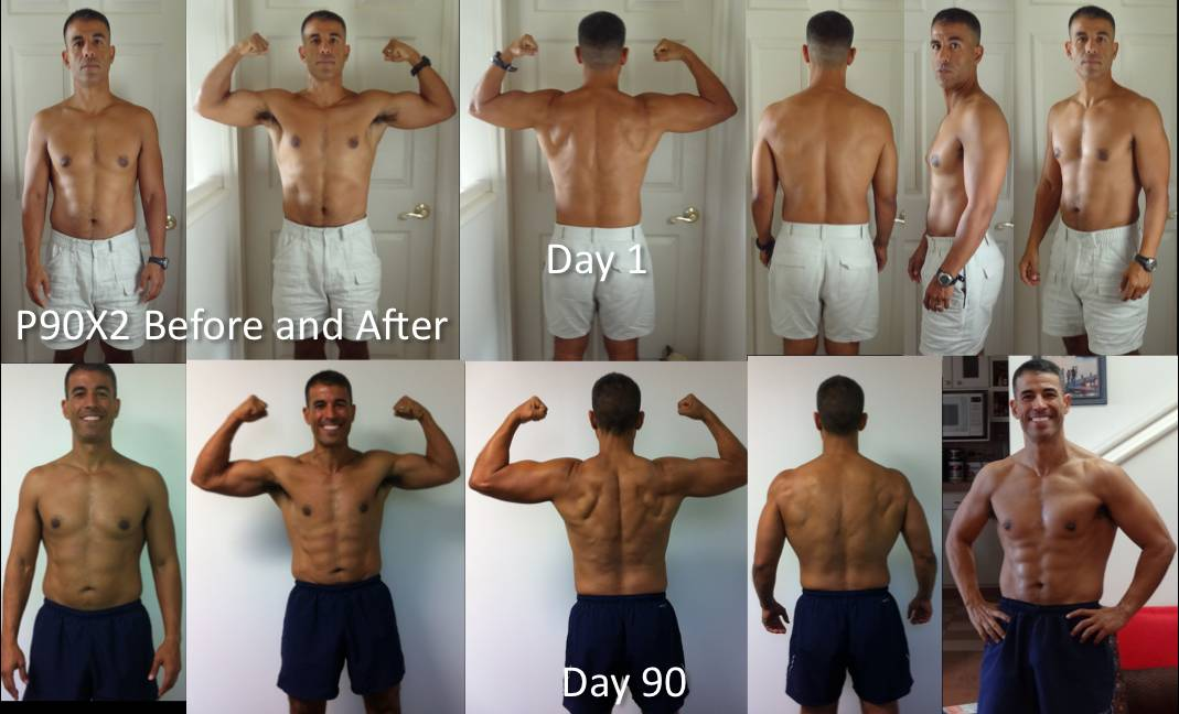 Darren A - P90X2 Results and Review - Your Fitness Path