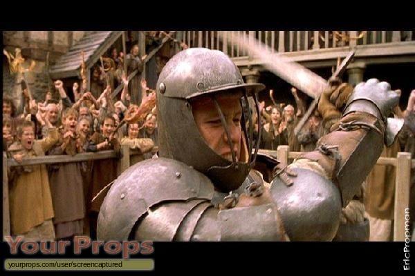 A Knight's Tale Heath Ledger Sword original prop weapon